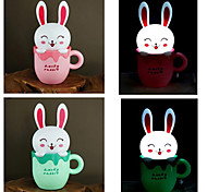 Cup Shaped Cartoon LED Table Lamp (Assorted Color)