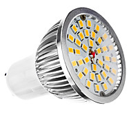GU10 Spot LED MR16 36 SMD 2835 360 lm Blanc Chaud AC 100-240 V