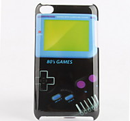 Game Console Pattern Hard Case for iPod Touch 4 (Multi-color)