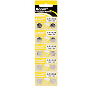 LR1130 189/1.5V Alkaline Watch Battery (10pcs)