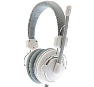 NUBWO-515 graves profundos design confortável fone de ouvido estéreo com microfone (Driver de 40 milímetros)