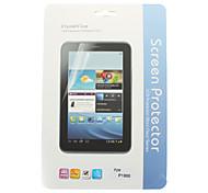 Super Guard LCD Screen Protector en Stylus voor Samsung Galaxy Tab P1000