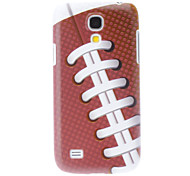Matte Style Ball Pattern Durable Hard Case for Samsung Galaxy S4 Mini I9190