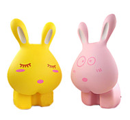 USB 2-Mode Rabbit Shaped Energy-saving Table Lamp