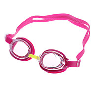 803 Unisex Anti-Fog Swimming Goggles(Red)