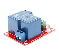 30A 250V Relay Module - Red + Blue