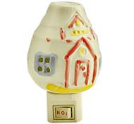 Cozy House LED Night Light(110V-240V)