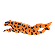 2GB con Leopard goma USB Flash Drive