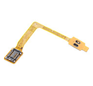 Power On / Off interruptor Flex Cable clave para Samsung Galaxy Note N7100 2
