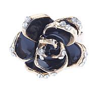 Z&X®  Delicate Flower Design Finger Ring for Ladya