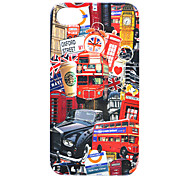Car Bus Back Case for iPhone 4/4S