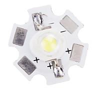 1-3W aleación de aluminio de grano de la lámpara Base Placa 3.2 3.4V