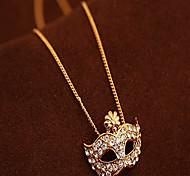 Z&X®  Flowers mask necklace
