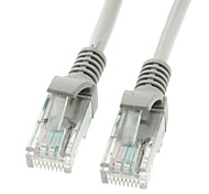 5m RJ45 Stecker Cat5e Cat5 LAN Ethernet-Kabel
