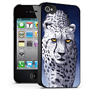 Tiger 3D Effect Case for iPhone4/4S