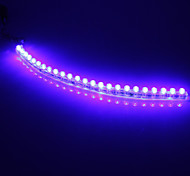 Nova marca de 24 lâmpadas Led Light Strip Flexível (12V)