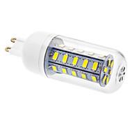 6W G9 LED-maïslampen T 36 SMD 5730 450-490 lm Koel wit AC 220-240 V