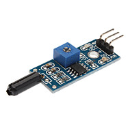 Vibration Alarm Sensor Module for (For Arduino) (Works with Official (For Arduino) Boards)