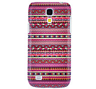 Case Hard Red Nacional Estilo Plan para Samsung Galaxy S4 Mini I9190