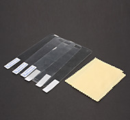 3pcs Screen Protector voor Samsung Galaxy SII I9100