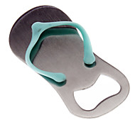 Creative Flip Flop Bottle Opener Stainless Wedding Gift Party Supplies Beer Opener Gift