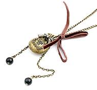 Korean stars necklace - cute little purse N312