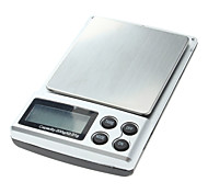 200g 0.01g Digital Diamond Pocket Jewelry Weigh Scale