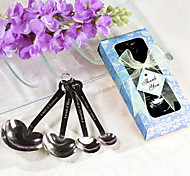 Love Beyond Measure Spoons in Blue Gift Box