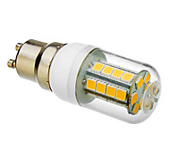 GU10 5.5W 30x5050SMD 250-280LM 3000K теплый белый свет светодиодных кукурузы лампа (85-265В)
