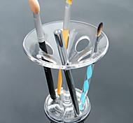 Aufbewahrung für Make-Up Make-up Pinsel / Aufbewahrung für Make-Up Acryl einfarbig 12x10x10