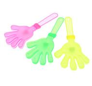 Plastic Colorful Palm Toy (Random Color)