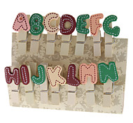 Word Style Hanging Paper Photo Frame
