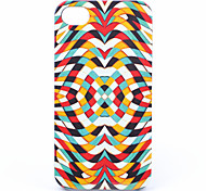 Joyland ABS Dot Three-Dimensional Bump Farbe zurück Fall für iPhone 4/4S