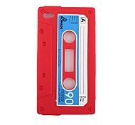 Cassette Style Silicone Case for iTouch 4