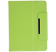 Fashion Design Protectiove Case with Stand for 8 Inch Tablet(Green)