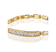 Gold Plated Alloy Bracelet SL0017