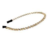 Z&X®  Graceful Bead Winding Diamond Hoop