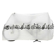 Durable Impermeable bicicletas polvo proofcover Escudo de bicicletas Mountain Bike