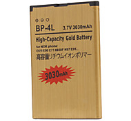 BP-4L 3030mAh Cell Phone Battery for Nokia E611 E90 E71 6650F N97 E95