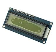 """iic/i2c/twi spi série 1.5 """"affichage à cristaux liquides 0802 module de bloc de construction électronique pour (pour Arduino)"""