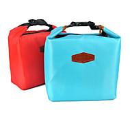 2013 Caldo-vendita portatile multifunzionale di nylon termico Lunch Bag (colori assortiti)
