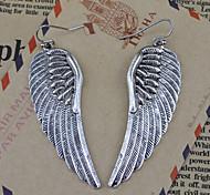 Pendiente de las alas del ángel
