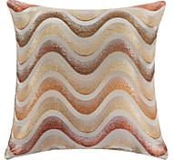 """18 """"Piazza multicolore geometrica Curve poliestere decorativo cuscino copertina"""