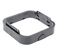 Camera Square Lens Hood Sun Shield (Black)