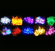 100-LED 10M Christmas Decorations Fairy String Fairy Innovative RGB LED String Light