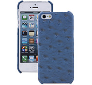 For iPhone 5 Case Pattern Case Back Cover Case Tile Hard PU Leather iPhone SE/5s/5