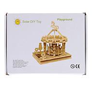 3D DIY Wooden Dollhouse Furniture Assembling Toy