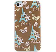 Parigi Torre di caso per il iPhone 4/4S
