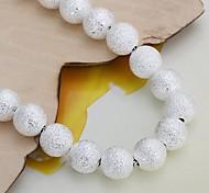 Lknspch075 10M Sand Perlen-Armband