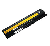 5200mah Replacement Laptop Battery for Lenovo Thinkpad E40 E50 T410 T410i T420 T510 T510i T520 W510 - Black